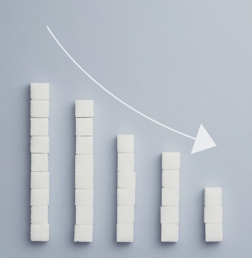 This image has an empty alt attribute; its file name is Negative-graph-chart-made-of-sugar-cubes_bogdandimages-1000x1024.jpeg